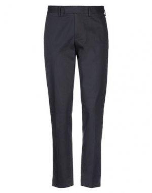 Повседневные брюки J. LINDEBERG. Цвет: темно-синий