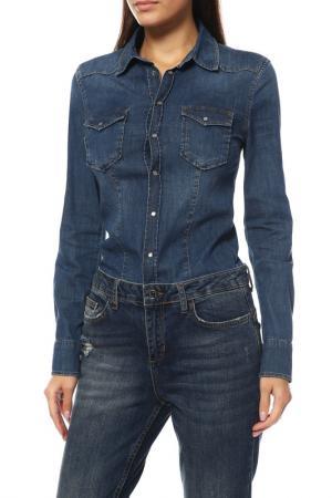 Рубашка Liu Jo. Цвет: мультицвет