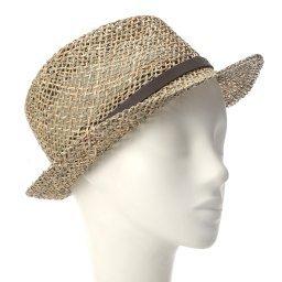 Шляпа N678/CYRIL серо-бежевый COUSTILLERES