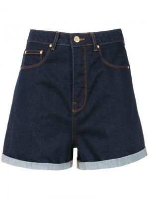 Kingston shorts Amapô. Цвет: синий