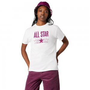 All Star Relaxed Tee Converse. Цвет: белый