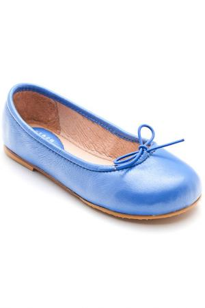 Туфли ARABELLA Bloch. Цвет: синий