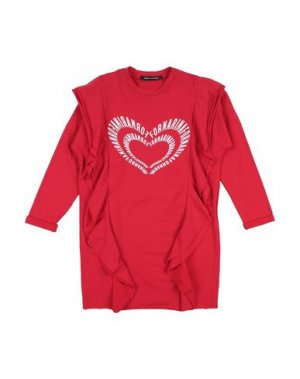 Платье FORNARINA. Цвет: красный