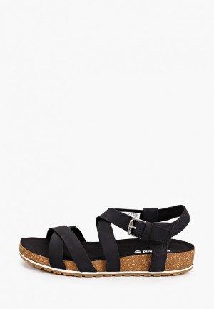 Сандалии Timberland Malibu Waves Ankle. Цвет: черный