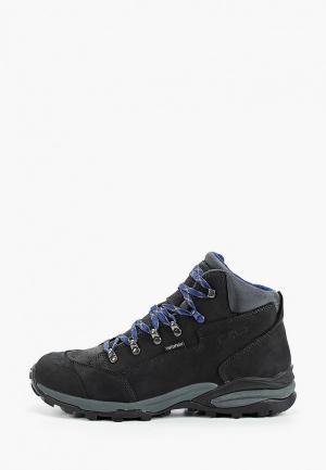 Ботинки трекинговые CMP MIRZAM WP. Цвет: черный