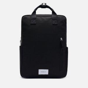 Рюкзак Knut 12L Sandqvist. Цвет: чёрный