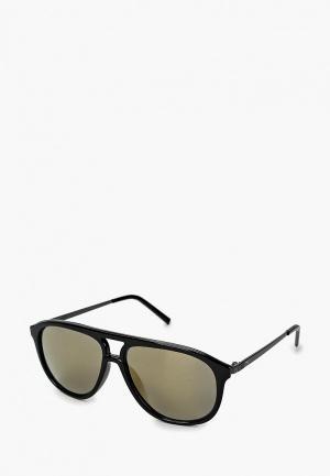 Очки солнцезащитные PUMA PE0042S003. Цвет: черный