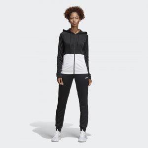 Спортивный костюм Linear French Terry Performance adidas. Цвет: черный