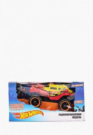 Игрушка радиоуправляемая 1Toy Hot Wheels. Цвет: разноцветный