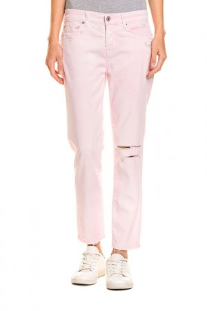 Jeans 7 for all mankind. Цвет: pink