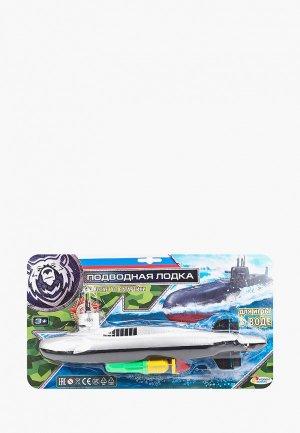 Игрушка Играем Вместе Подводная лодка. Цвет: серый