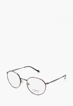 Оправа Vogue® Eyewear VO4183 5135. Цвет: коричневый