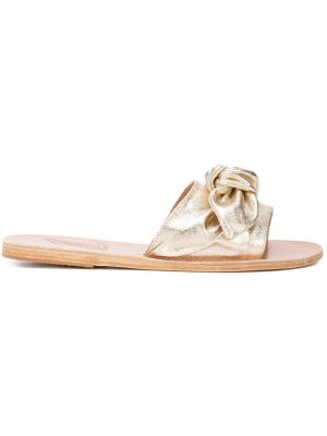 - Для нее Ancient Greek Sandals. Цвет: platinum