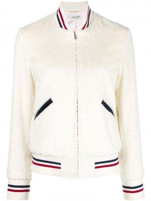 Куртка-бомбер Giubbotto Saint Laurent