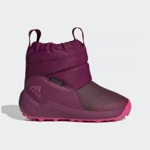 Зимние сапоги ActiveSnow WINTER.RDY Performance adidas. Цвет: белый