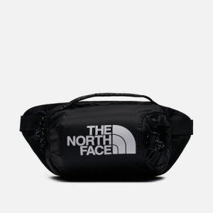 Сумка на пояс Bozer III S The North Face. Цвет: чёрный