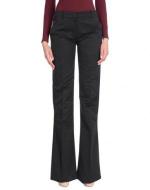 Повседневные брюки GARETH PUGH. Цвет: черный