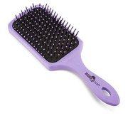 Массажная щетка для волос с чехлом смартфона Selfie Brush - Фиолетовый WetBrush