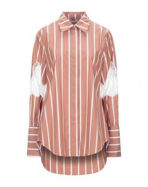 Pубашка BEATRICE. Цвет: коричневый