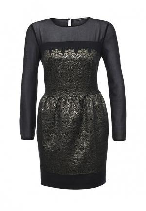 Платье Conver. Цвет: черный