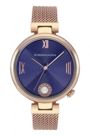 Наручные часы BCBG Max Azria. Цвет: синий