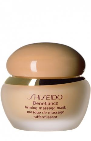Массажная маска для улучшения упругости кожи Shiseido. Цвет: бесцветный