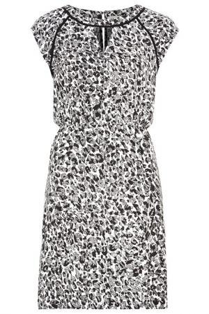 Платье Louche. Цвет: белый