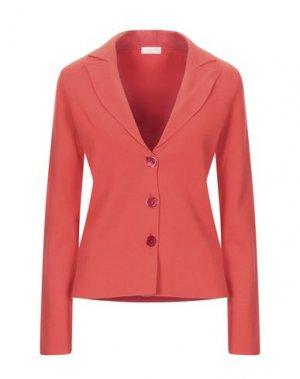 Пиджак CRUCIANI. Цвет: оранжевый