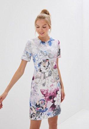 Платье Gregory. Цвет: фиолетовый