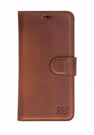 Чехол для телефона Bouletta Samsung Galaxy S9. Цвет: коричневый