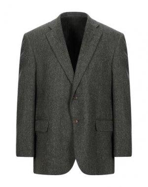 Пиджак SANREMO. Цвет: зеленый