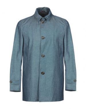 Легкое пальто BARACUTA. Цвет: пастельно-синий