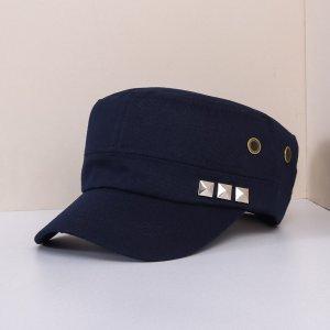 Мужская кепка SHEIN. Цвет: темно-синий