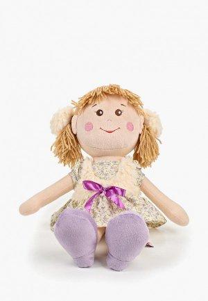 Игрушка мягкая Stip Кукла Любаша. Цвет: разноцветный