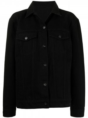 Джинсовая куртка SIR.. Цвет: черный