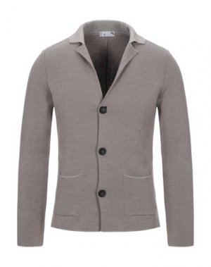 Пиджак AVIGNON. Цвет: голубиный серый
