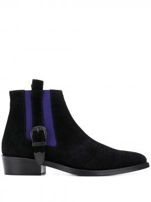 Ботинки челси Toga Virilis. Цвет: черный