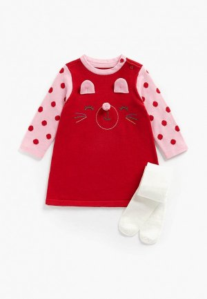 Комплект детский Mothercare. Цвет: разноцветный