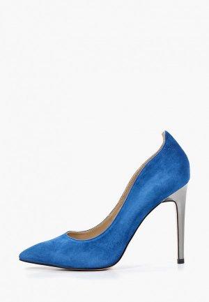 Туфли Antonio Biaggi. Цвет: синий