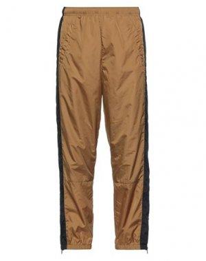Повседневные брюки ACNE STUDIOS. Цвет: хаки