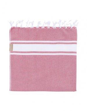Пляжное полотенце ESPADRIJ. Цвет: пурпурный