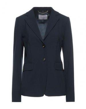 Пиджак MARELLA. Цвет: темно-синий