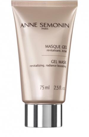 Освежающая гелевая маска с эфирными маслами Anne Semonin. Цвет: бесцветный