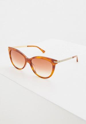 Очки солнцезащитные Jimmy Choo AXELLE/G/S 0UC. Цвет: коричневый