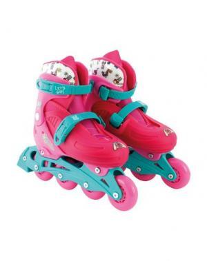 Самокаты и скейтборды BARBIE. Цвет: розовый