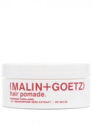 Гель Hair Pomade для укладки MALIN+GOETZ. Цвет: белый