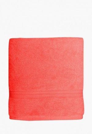 Полотенце Bonita 90x50. Цвет: коралловый