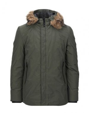 Куртка HAMAKI-HO. Цвет: зеленый-милитари