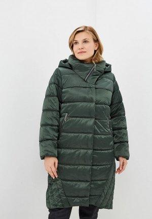 Куртка утепленная Electrastyle. Цвет: хаки