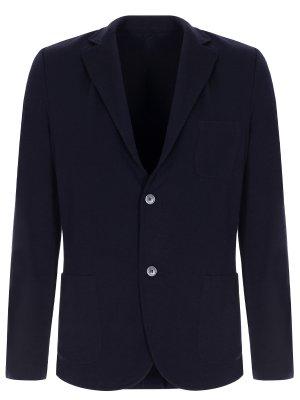 Пиджак шерстяной GRAN SASSO